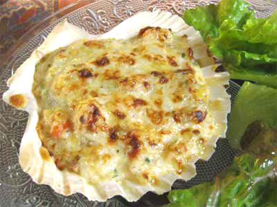 Photo Coquilles de poisson